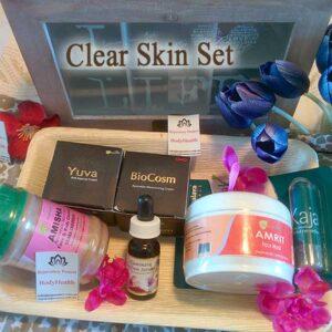 Clear Skin Set